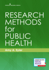 Research Methods for Public Health Cover Image