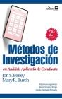 Métodos de investigación en análisis aplicado de conducta Cover Image