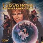 Jim Henson's Labyrinth 2019 Wall Calendar Cover Image