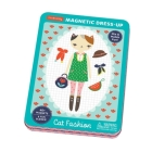 Cat Fashion Magnetic Figures Cover Image