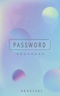 Password Book Tabs: Internet Password Logbook for Organization with Alphabetical Tabs Cover Image
