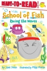 Racing the Waves (School of Fish) Cover Image