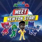 Meet Newton Star! (PJ Masks) Cover Image