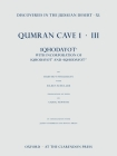Discoveries in the Judaean Desert, Vol. XL: Qumran Cave 1.III: 1qhodayot A: With Incorporation of 4qhodayot A-F and 1qhodayot B Cover Image