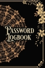 Password Logbook Cover Image