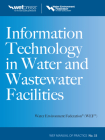 Information Technology in Water and Wastewater Utilities, Wef Mop 33 (Water Resources and Environmental Engineering) Cover Image
