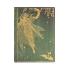 Paperblanks Olive Fairy (Lang's Fairy Books) Hardcover Journal, Lined - MIDI Cover Image