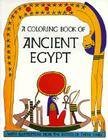 Ancient Egypt Color Bk Cover Image