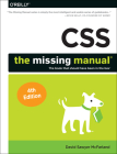 Css: The Missing Manual Cover Image