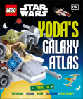 LEGO Star Wars Yoda's Galaxy Atlas  (Library Edition): Much to see, there is... Cover Image