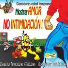 Gandadores edad temprana Mostrar AMOR NO INTIMIDACION! Cover Image