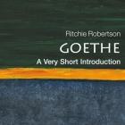 Goethe Lib/E: A Very Short Introduction Cover Image