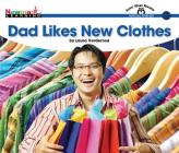 Dad Likes New Clothes Shared Reading Book Cover Image