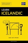 Learn Icelandic - Quick / Easy / Efficient: 2000 Key Vocabularies Cover Image