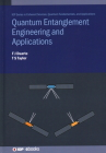 Quantum Entanglement Engineering and Applications Cover Image