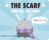 The Scarf, with Zip the Robot Cover Image