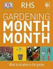 Rhs Gardening Month by Month Cover Image