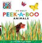 My First Peek-a-Boo Animals (The World of Eric Carle) Cover Image