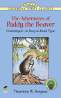 The Adventures of Paddy the Beaver (Dover Children's Thrift Classics) Cover Image