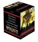 The Mortal Instruments: City of Bones; City of Ashes; City of Glass; City of Fallen Angels; City of Lost Souls Cover Image
