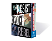 DC Graphic Novels for Young Adults Box Set 1-Resist. Revolt. Rebel. Cover Image