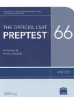 The Official LSAT Preptest 66: June 2012 LSAT Cover Image