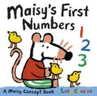 Maisy's First Numbers (Maisy Concept Book) Cover Image