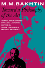 Toward a Philosophy of the ACT (University of Texas Press Slavic) Cover Image