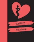 SANE-P Notebook: Certified Sexual Assault Nurse Examiner-Pediatric Notebook Gift - 120 Pages Ruled With Personalized Cover Cover Image