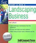 Start & Run a Landscaping Business (Start & Run Business Series ) Cover Image