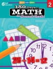 180 Days of Math for Second Grade (Practice) Cover Image