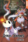 Disney Manga: Tim Burton's the Nightmare Before Christmas - Zero's Journey Book Three Cover Image