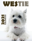 Westie 2021 Calendar Cover Image