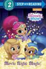 Movie Night Magic! (Shimmer and Shine) Cover Image