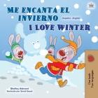 I Love Winter (Spanish English Bilingual Children's Book) (Spanish English Bilingual Collection) Cover Image