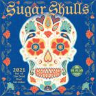 Sugar Skulls 2021 Mini Calendar Cover Image