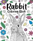 Rabbit Coloring Book Cover Image