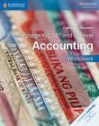 Cambridge Igcse(tm) and O Level Accounting Workbook (Cambridge International Igcse) Cover Image