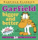 Garfield Bigger and Better Cover Image