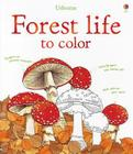 Forest Life to Color Cover Image