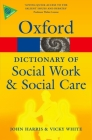 A Dictionary of Social Work and Social Care Cover Image