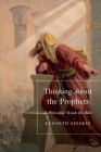 Thinking about the Prophets: A Philosopher Reads the Bible (JPS Essential Judaism) Cover Image
