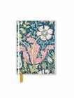 William Morris: Compton (Foiled Pocket Journal) (Flame Tree Pocket Books) Cover Image