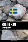 Ruotsin sanakirja: Aihepohjainen lähestyminen Cover Image
