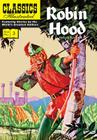 Robin Hood (Classics Illustrated #3) Cover Image