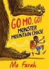 Go Mo Go: Monster Mountain Chase!: Book 1 Cover Image