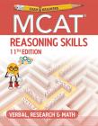 Examkrackers MCAT 11th Edition Reasoning Skills: Verbal, Research & Math Cover Image