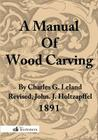 A Manual of Wood Carving Cover Image