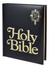 New Catholic Bible Family Edition (Black) Cover Image