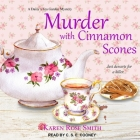 Murder with Cinnamon Scones Cover Image